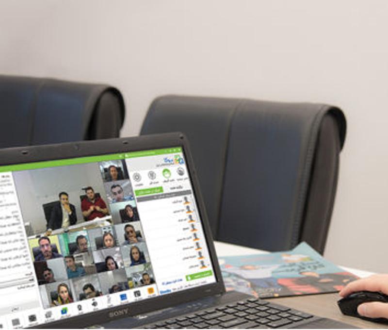 سرویس جلسات سازمانی